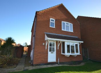 Thumbnail 3 bedroom detached house for sale in Philip Nurse Road, Dersingham, King's Lynn