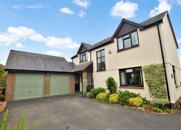 Thumbnail 4 bedroom detached house for sale in The Village, Wembworthy, Chulmleigh, Devon