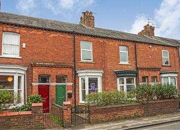 Thumbnail 2 bed terraced house for sale in Burton Stone Lane, York