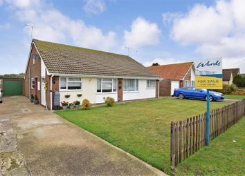 Thumbnail 2 bed semi-detached bungalow for sale in Adie Road, Greatstone, Kent
