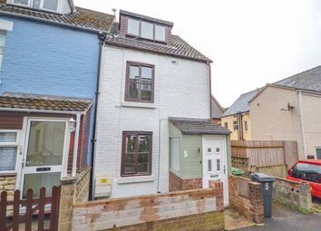 Thumbnail 2 bed end terrace house to rent in Severn View Parade, Newtown, Berkeley