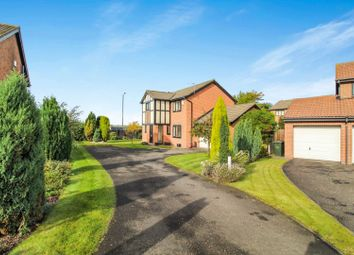 Thumbnail 4 bed detached house for sale in The Glade, North Walbottle