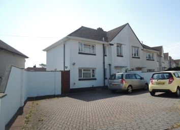 Thumbnail 3 bedroom semi-detached house to rent in Rossmore Road, Parkstone