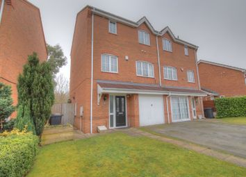 Thumbnail 4 bedroom semi-detached house for sale in Woods Piece, Keresley End, Coventry