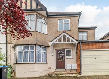 Thumbnail 3 bed flat to rent in Elmstead Avenue, Wembley