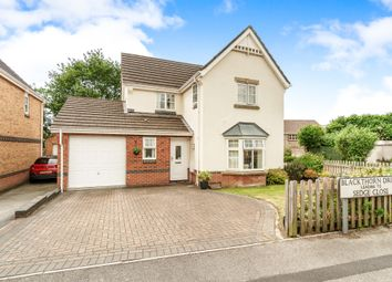 Thumbnail 3 bed detached house for sale in Blackthorn Drive, Ivybridge