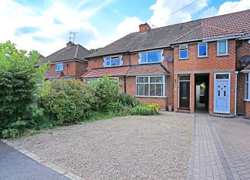 Thumbnail 3 bed town house for sale in Amberley Road, Solihull