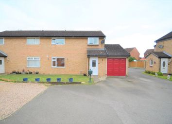 Thumbnail 3 bed semi-detached house for sale in Heather Close, Bilton, Rugby