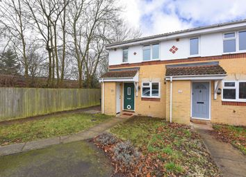 Thumbnail 2 bed semi-detached house for sale in Gloster Close, Ash Vale