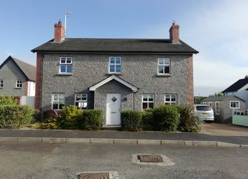 Thumbnail 4 bed detached house for sale in Churchside Manor, Orritor, Cookstown