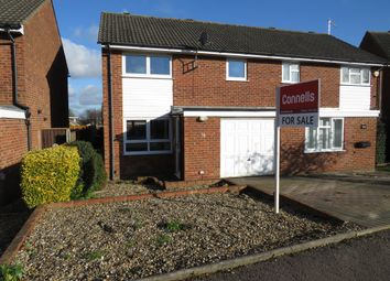 3 bed semi-detached house for sale in Cottingham Drive, Moulton, Northampton NN3
