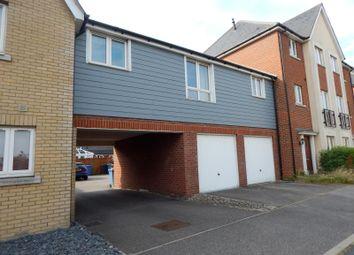 Thumbnail 2 bed flat to rent in Saturn Road (Plot 301), Blakenham Park, Ipswich