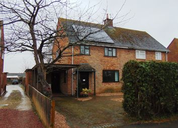 Thumbnail 3 bed semi-detached house for sale in Grove Avenue, Honeybourne