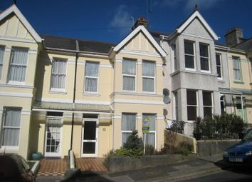 Thumbnail 3 bedroom terraced house to rent in Ganna Park Road, Peverell, Plymouth, Devon