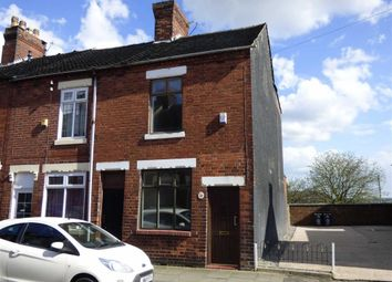 Thumbnail 2 bed end terrace house for sale in Turner Street, Birches Head, Stoke-On-Trent