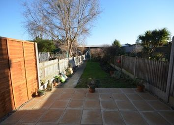 Thumbnail 2 bedroom terraced house to rent in Beresford Road, Gillingham