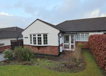 Rydons Wood Close, Old Coulsdon, Coulsdon CR5. 3 bed semi-detached bungalow for sale
