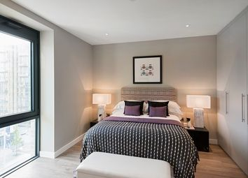 Thumbnail 1 bed flat for sale in Weaver Walk, Wembley