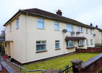 Thumbnail 3 bed flat for sale in Rathcoole Drive, Newtownabbey