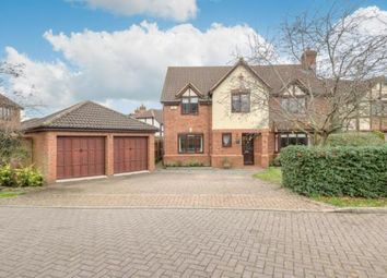 Thumbnail 5 bed detached house for sale in Duncan Grove, Shenley Church End, Milton Keynes