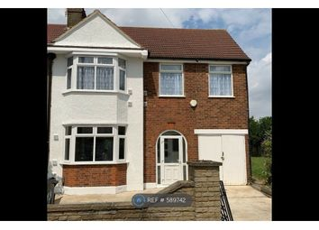 Thumbnail 4 bed semi-detached house to rent in Hogarth Gardens, Hounslow