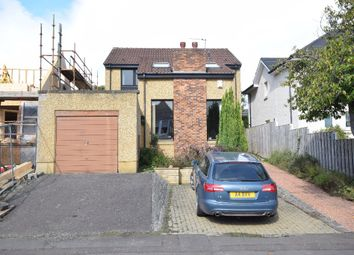 Thumbnail 4 bed detached house for sale in Barony Terrace, Corstorphine, Edinburgh