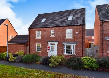 Thumbnail 6 bed detached house for sale in Collett Road, Norton Fitzwarren, Taunton