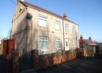 Thumbnail 3 bed detached house to rent in Pool Road, Ponciau, Wrexham