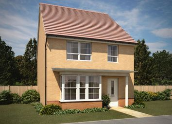 "Thumbnail 4 bed detached house for sale in ""Chesham"" at Darlaston Road, Wednesbury"