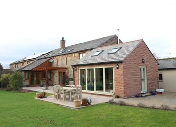 Thumbnail 4 bedroom barn conversion for sale in Brisco, Carlisle, Cumbria