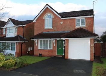 Thumbnail 4 bed detached house for sale in 44 Buckley Chase, Milnrow, Rochdale