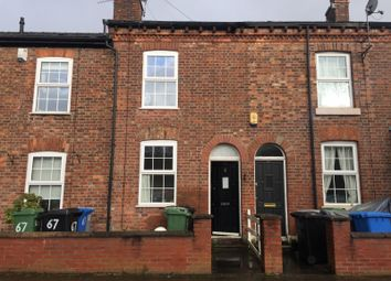 Thumbnail 2 bedroom terraced house to rent in Oakfield Street, Altrincham
