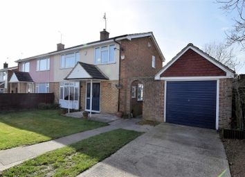 Thumbnail 3 bed semi-detached house for sale in Appleford Road, Reading