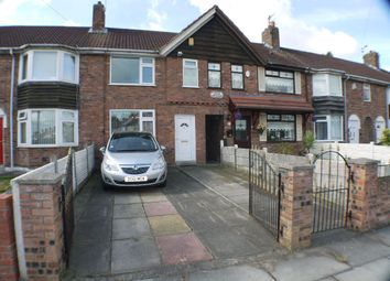 Thumbnail 3 bed terraced house for sale in Drake Crescent, Liverpool