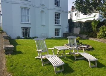 Thumbnail 1 bed semi-detached house to rent in Stratton Terrace, Falmouth