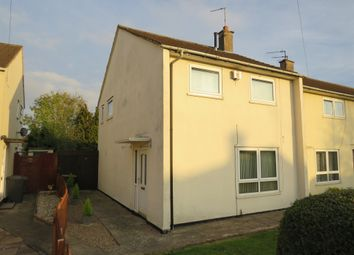 Thumbnail 3 bed town house for sale in Sturdee Road, Eyres Monsell, Leicester