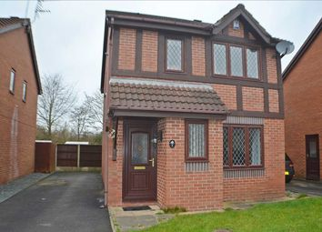 Thumbnail 3 bed detached house for sale in Tenbury Close, Great Sankey, Warrington