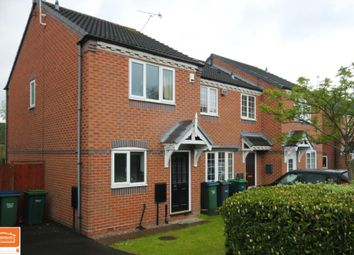 Thumbnail 2 bed terraced house to rent in Mistletoe Drive, Tamebridge, Walsall