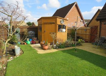 Thumbnail 2 bed detached bungalow for sale in Caesars Close, Bancroft, Milton Keynes