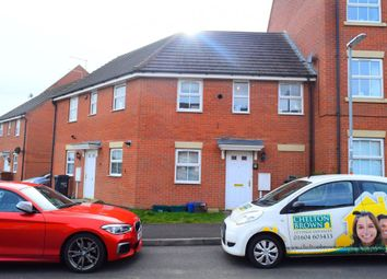 Thumbnail 2 bed property to rent in Romulus Close, Wootton, Northampton