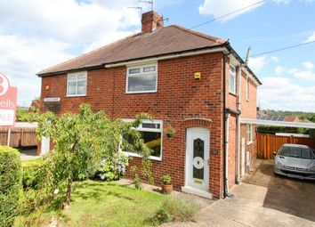Thumbnail 3 bed semi-detached house for sale in Poplar Avenue, Beighton, Sheffield, South Yorkshire
