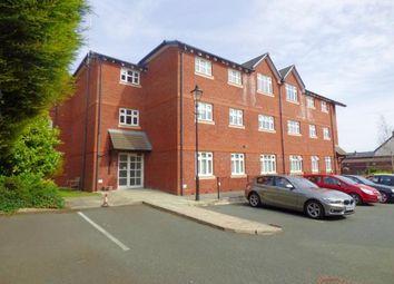 Thumbnail 2 bed flat for sale in Elm Court, Village Road, Bebington, Wirral