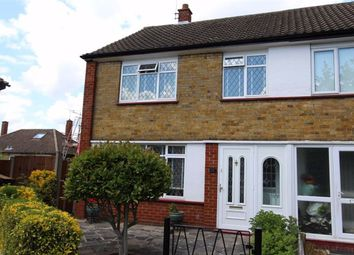 Thumbnail 3 bedroom detached house for sale in South Avenue, North Chingford, London