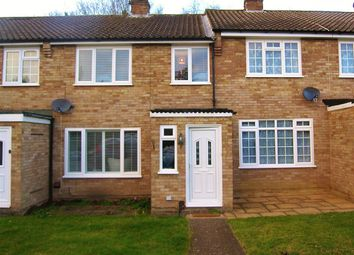 Thumbnail 3 bed terraced house for sale in Triggs Close, Woking