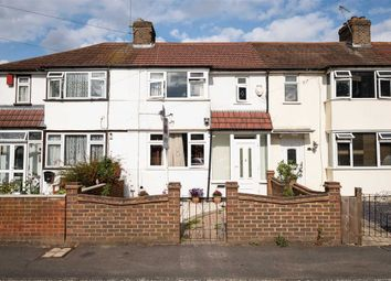 Thumbnail 3 bed terraced house for sale in Dell Road, West Drayton, Middlesex
