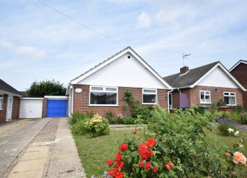 Thumbnail 3 bedroom detached bungalow for sale in Lodge Close, Holt