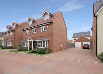 Thumbnail 5 bed detached house for sale in Stamford Drive, Basildon