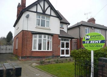 Thumbnail 3 bedroom detached house to rent in Wheelwright Lane, Holbrooks, Coventry, West Midlands