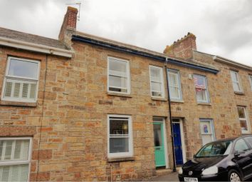 Thumbnail 2 bed terraced house for sale in Penlee Street, Penzance