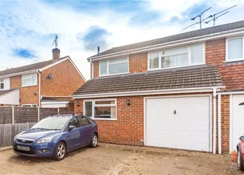 3 bed end terrace house for sale in Christchurch Drive, Blackwater, Surrey GU17